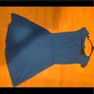 Beautiful blue Cynthia rowley dress